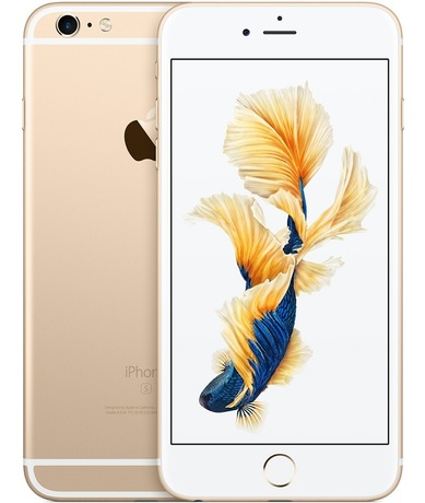 Image of Apple iPhone 6s Plus 128 GB gold