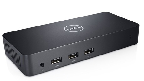 Image of Dell D3100 3.0 Ultra-HD-Docking-Station