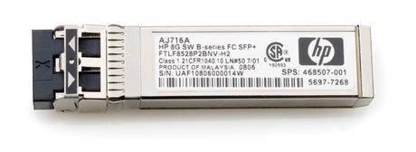 Image of HPE MSA FC SFP+ 16Gbit Transceiver