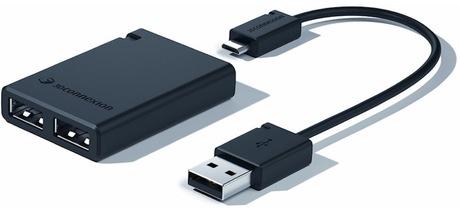 Image of 3Dconnexion USB Hub mit zwei Anschlüssen