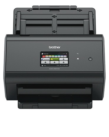 Image of Brother ADS-2800W Duplex Scanner