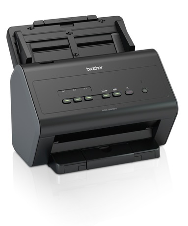 Image of Brother ADS-2400N Duplex Scanner