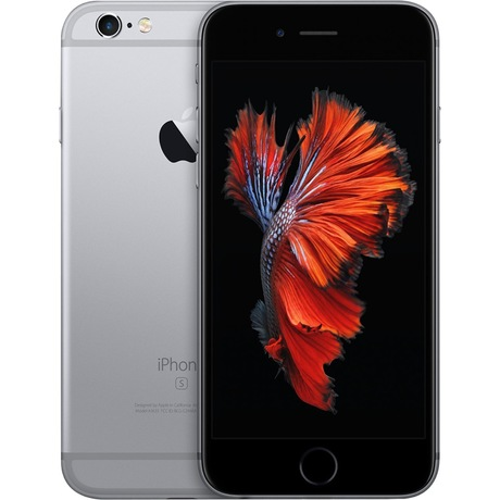 Image of Apple iPhone 6s 128 GB spacegrau