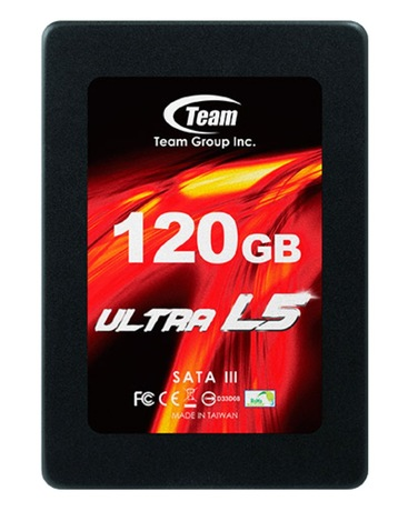 Image of ARP SSD 120 GB SATA III Ultra L5 7 mm