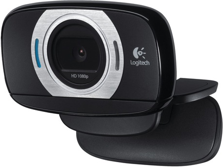 Image of Logitech C615 HD Webcam