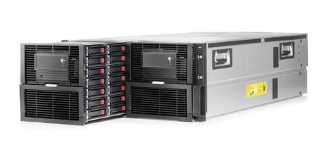 Image of HPE D6020 Enclosure mit Dual IO Modulen