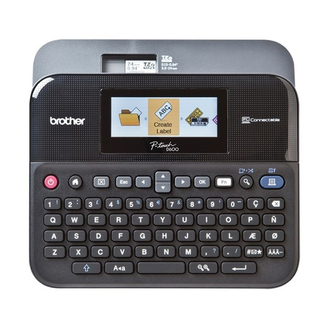 Image of Brother P-touch D600VP Beschriftung