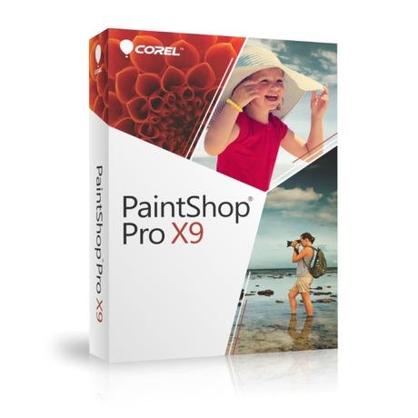 Image of Corel PaintShop Pro 1U LIC