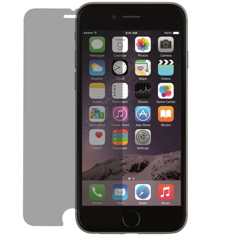 arp iphone 6 displayschutzfolie aus glas notebooks tablets. Black Bedroom Furniture Sets. Home Design Ideas