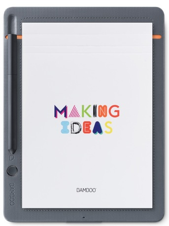 Image of Wacom Bamboo Slate Smartpad groß