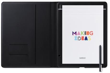 Image of Wacom Bamboo Folio Smartpad groß