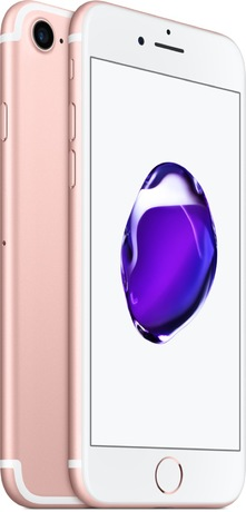 Image of Apple iPhone 7 128 GB roségold