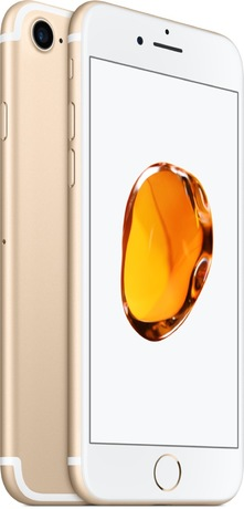 Image of Apple iPhone 7 128 GB gold
