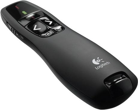 Image of Logitech R400 Wireless Presenter