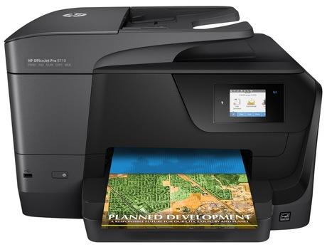 HP Officejet Pro 8710 MFP