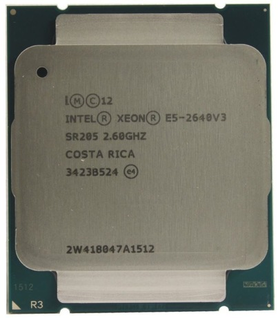 Image of Fujitsu Intel Xeon E5-2640v3 Prozessor