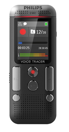 Image of Philips VoiceTracer 2710 Audiorecorder