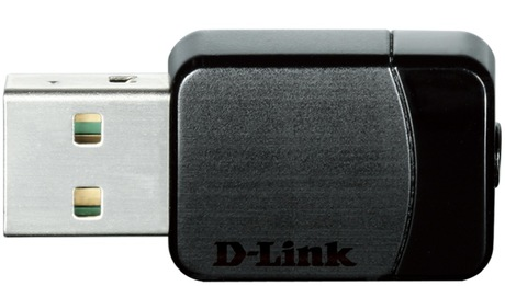 Image of D-Link DWA-171 WLAN Dual AC USB Adapter