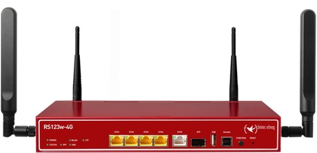 Image of bintec RS123w-4G Router