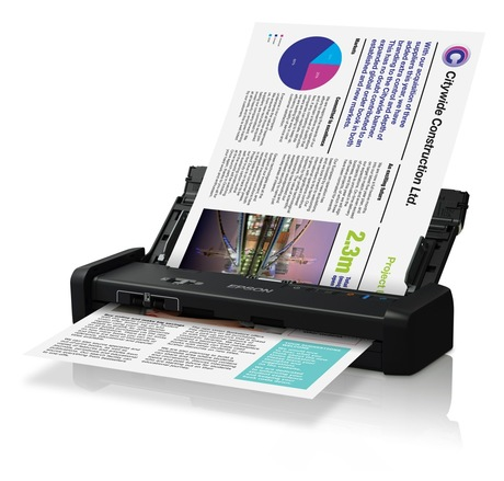 Image of Epson WorkForce DS-310 Scanner