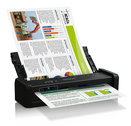 Image of Epson WorkForce DS-360W Scanner