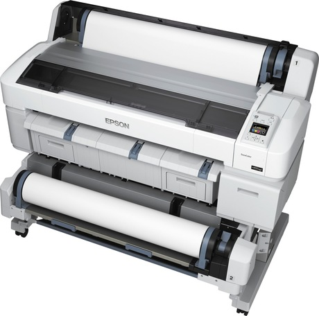 Image of Epson SC-T5200D-PS A0 Plotter