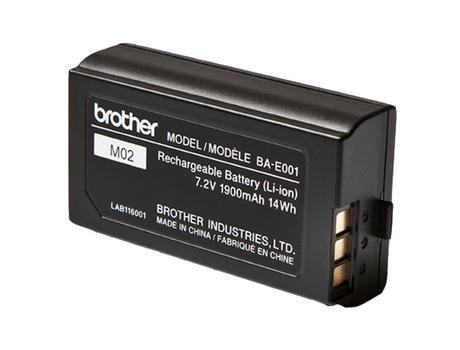 Image of Brother BA-E001 Li-Ion Akku