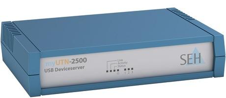 Image of SEH myUTN-2500 USB 3.0 Device Server