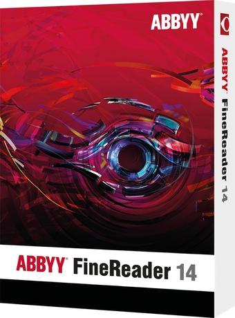 Image of FineReader14 Standard 1 User WIN ESDKEY