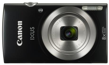 Image of Canon Ixus 185 Kamera schwarz