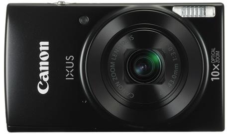 Image of Canon Ixus 190 Kamera schwarz