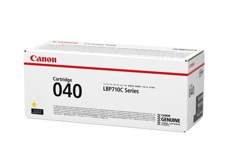 Image of Canon 040 Toner gelb