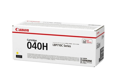 Image of Canon 040H Toner gelb