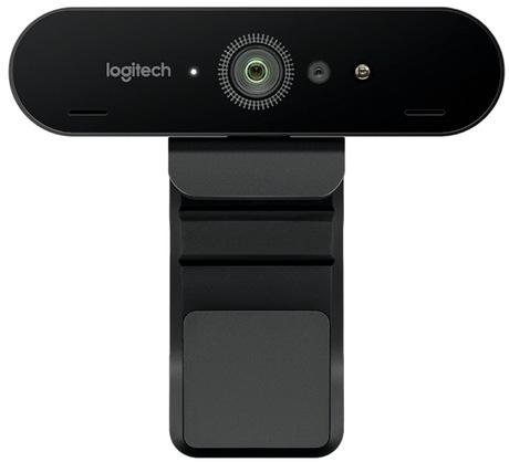 Image of Logitech BRIO 4K Ultra HD Webcam