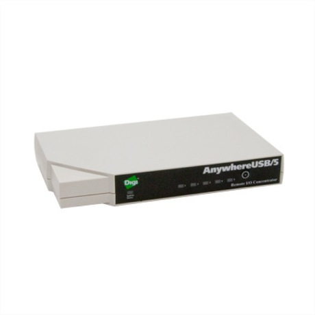 Image of DIGI AnywhereUSB 5 Multi USB Port Hub