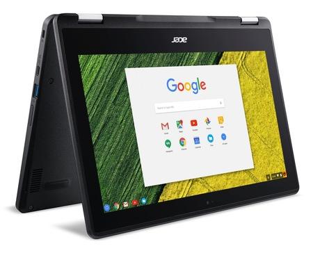 Image of Acer Chromebook R 11 C738T-C10X Notebook (Schweizer Ausführung)