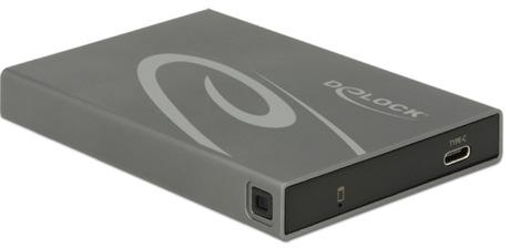 Image of Delock SATA HDD/SSD - USB 3.1 Gehäuse