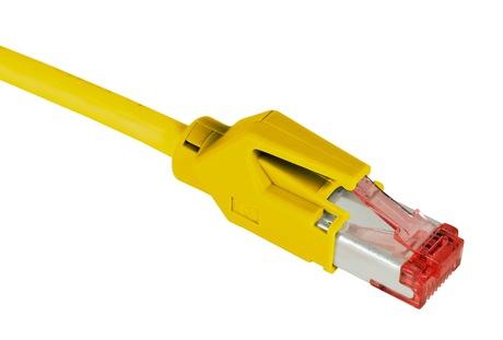 Image of Patchkabel Kat.6,S/FTP,RJ45,10.0m,gelb