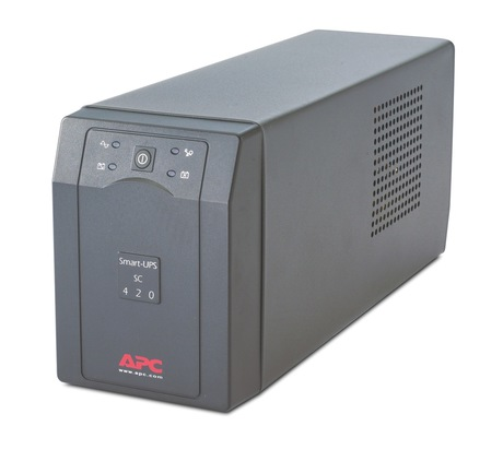 Image of APC Smart UPS SC 420VA, USV 230V