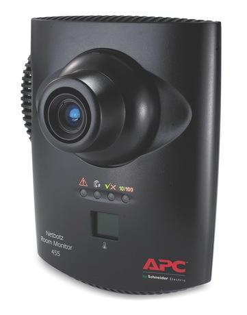 Image of APC NetBotz 455 Überwachungssystem