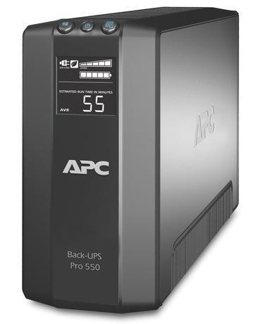 Image of APC Back UPS Pro 550 USV (IEC)