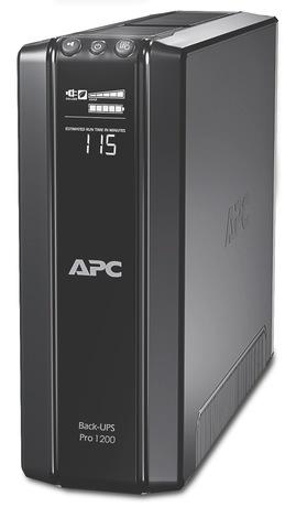 Image of APC Back UPS Pro 1200 USV (IEC)