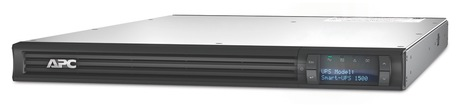 Image of APC Smart UPS 1500VA LCD RM 1U, USV 230V