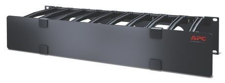Image of APC Horizontal Cable Manager 2U/6 Inch