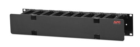 Image of APC Horizontal Cable Manager 2U/4 Inch