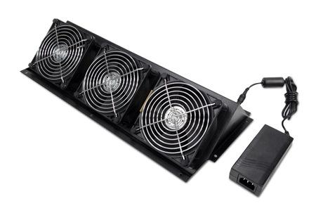 Image of APC NetShelter CX Fan Booster Kit