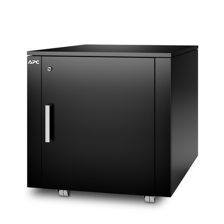 Image of APC NetShelter CX Mini 12U, schwarz