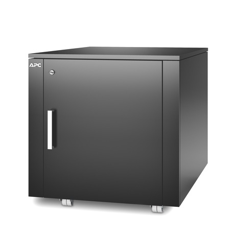 Image of APC NetShelter CX Mini 12U, anthrazit