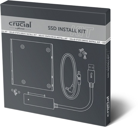 Image of Crucial SSD Install Kit