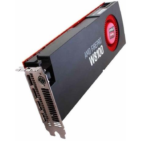 Image of AMD FirePro W8100 Grafikkarte
